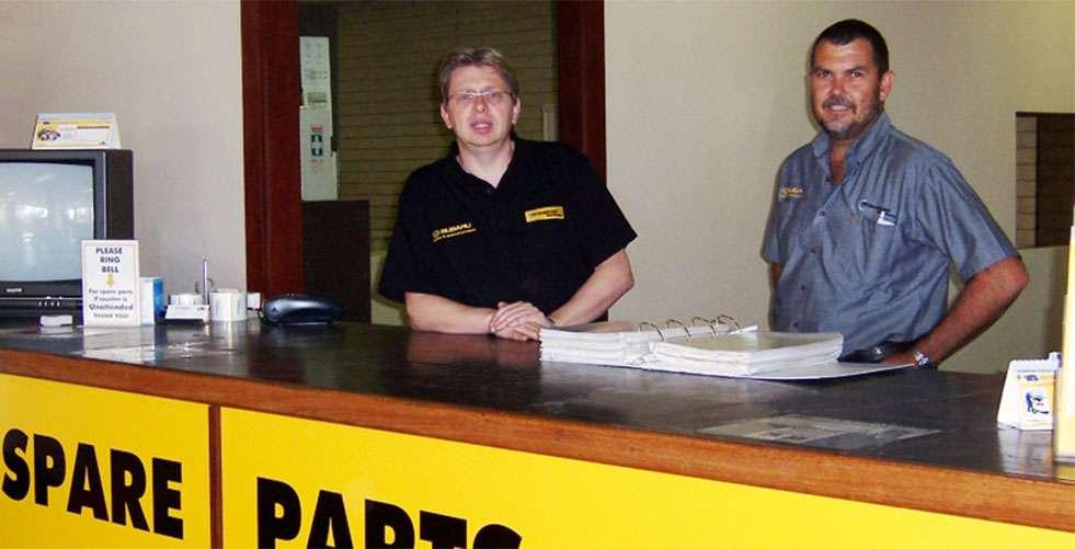 PARTS & SERVICE | Crommelins Machinery