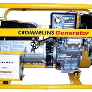 Crommelins Welder Generator Petrol Electric Start 200amp