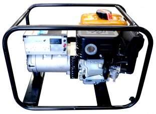 Cromtech Welder Generator Petrol 200amp