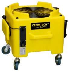 Cromtech Down Draft Dryers 250w