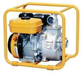 Crommelins Petrol Clear Water Pumps