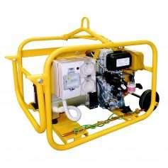 Crommelins Generator Diesel Hire-pack 2400w