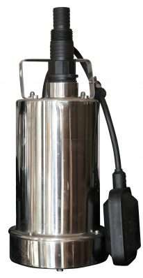Cromtech Electric Submersible Pump Stainless Steel 108L