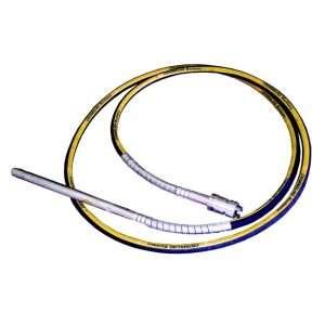 Crommelins vibrator shaft
