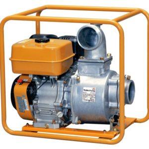 Crommelins Clear Water Pump Petrol 4 Inch