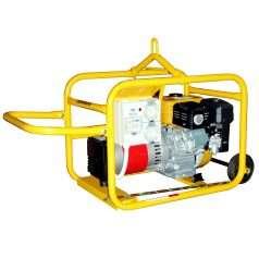 Crommelins Generator Hirepack 4200w