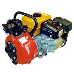 Crommelins Fire Fighting Pump Petrol Single Impeller 7.0hp