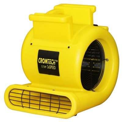 Cromtech Carpet Dryers 750w