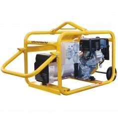 Crommelins Generator Petrol Hirepack 6800w