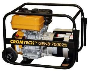 Cromtech Petrol Generators