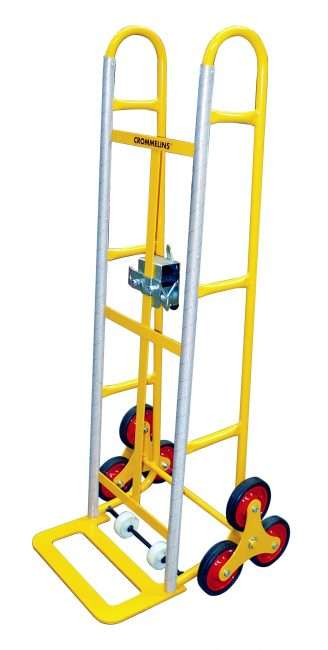 Crommelins Stair Climbing Trolley | Crommelins Machinery