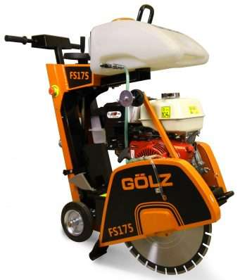 Golz Floor Saw 18 Inch