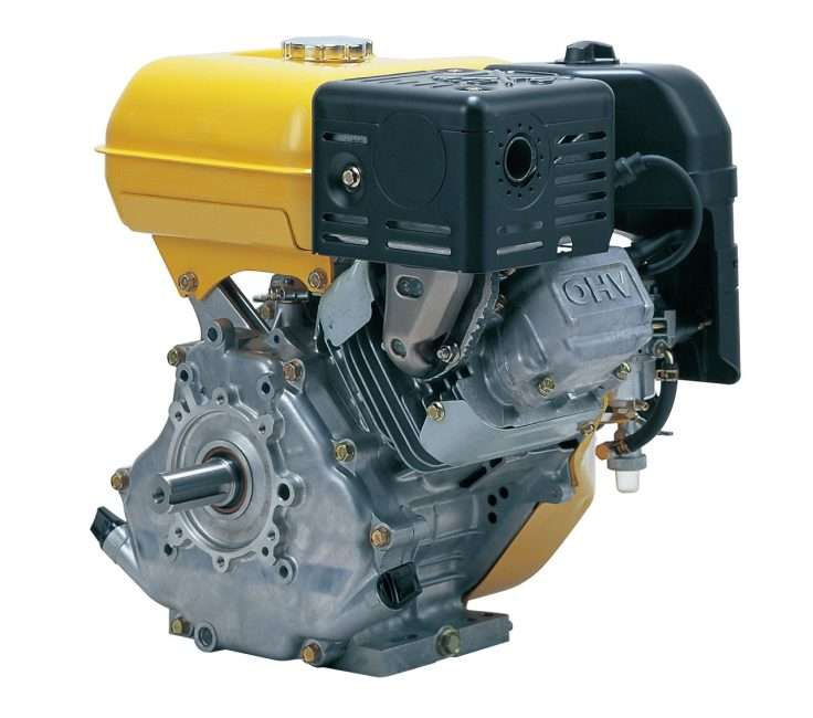 13 5hp Robin Petrol EH Engine | Crommelins Machinery