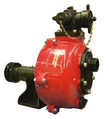 Pedestal Pump Single Impeller