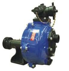 Pedestal Pump Twin Impeller