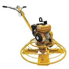 Crommelins Power Trowel Petrol 34 Inch