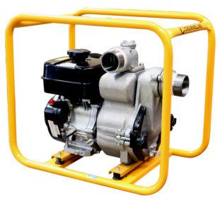 crommelins trash pump petrol 2 inch