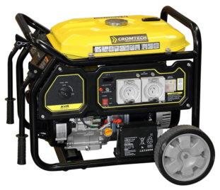 Cromtech Generator AVR Petrol 6500w