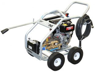 crommelins-pressure-cleaner-2000psi-diesel-with-galvanised-frame