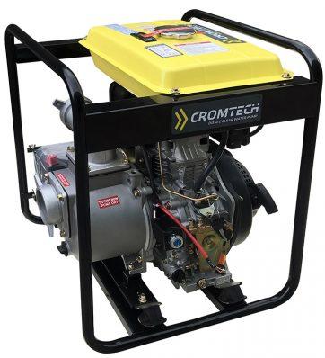 Cromtech Clear Water Pump Diesel 3 Inch