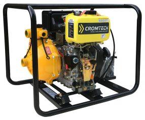 Cromtech Twin Impeller Fire Pump Diesel