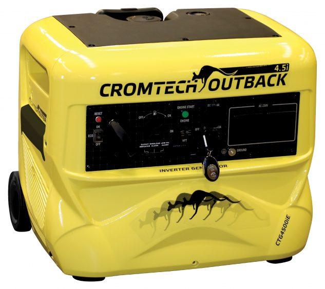 Cromtech Outback Inverter Generator 4.5KW