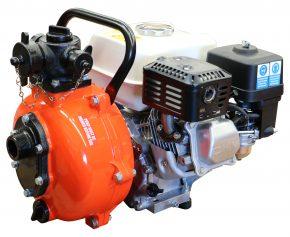 Cromtech Fire Fighting Pump Single Impeller