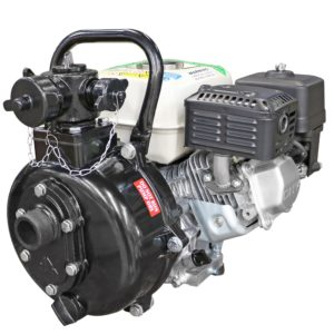 Cromtech Fire Fighting Pump Petrol Single Impeller