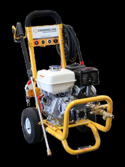 Crommelins Pressure Cleaner Trolley Honda 3200psi
