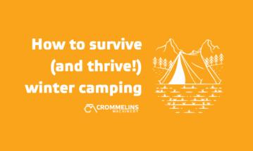Winter Camping Generator