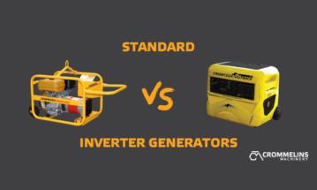 Standard vs Inverter Generator